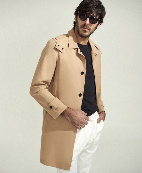 Trench Impermeable Leeds